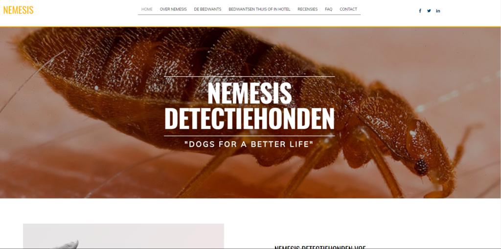 Nemesis Detectiehonden